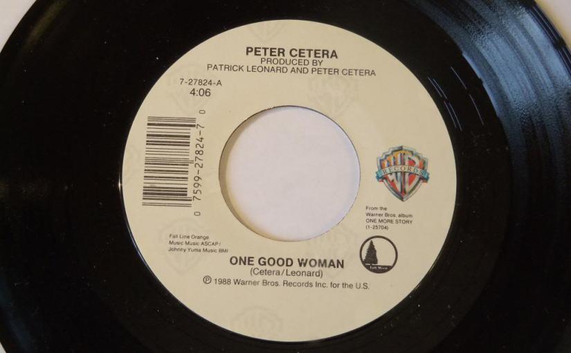 One Good Woman