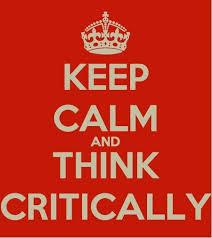 Thinking Critically IsHard