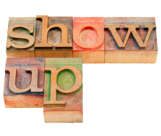 Show up andPlay
