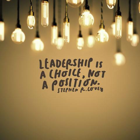 Claiming Leadership